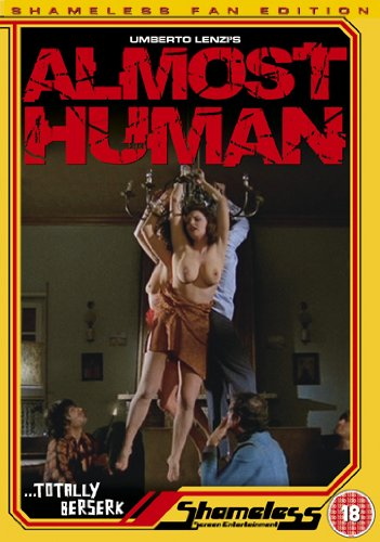 Almost Human-Fan Edition [DVD] [Import]