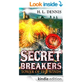 Secret Breakers: 4: Tower of the Winds