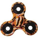 Segolike New High Speed 3D Tri Hand Spinner Finger Spin For Anti Stress Desk Focus Toy # C