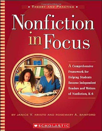 Nonfiction In Focus