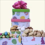GreatArrivals Gift Baskets Happy Easter Chocolates, Snacks and Cookies