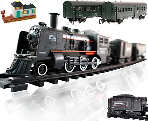 Railway Electric Locomotive Classical Passenger
