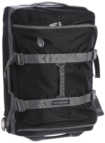 Timbuk2 22-Inch Conveyor Wheeled Duffel Bag (Black/Black/Black, Medium) best price