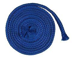 Sri Vaari Lace Blue Polyester Shoe Lace