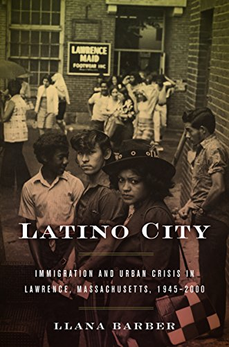 Latino City: Immigration and Urban Crisis in Lawrence, Massachusetts, 1945-2000 (Justice, Power, and Politics) (Urban World Global City compare prices)