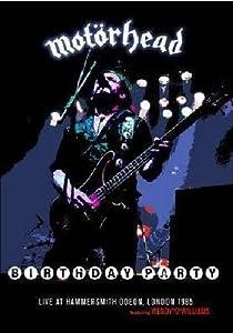 Motorhead - Birthday Party - IMPORT