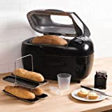 Brylane Home Bread Maker (BLACK SILVER,0)