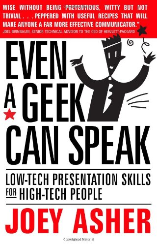 Even A Geek Can Speak front-908410