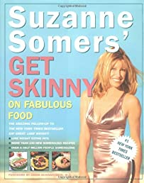 Suzanne Somers' Get Skinny on Fabulous Food