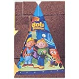 Bob The Builder Cone Hats (8ct)