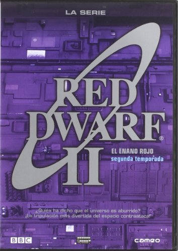 Red Dwarf - Serie 2 [DVD]
