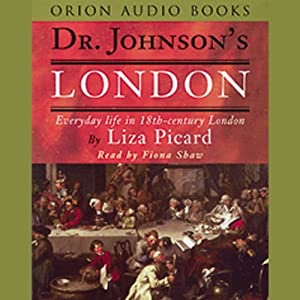 Dr. Johnson's London Audiobook