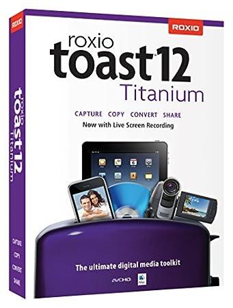 Roxio Toast 12 Titanium (Mac)
