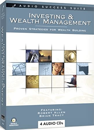 Audio Success Suite Edition:Investing & Wealth Management