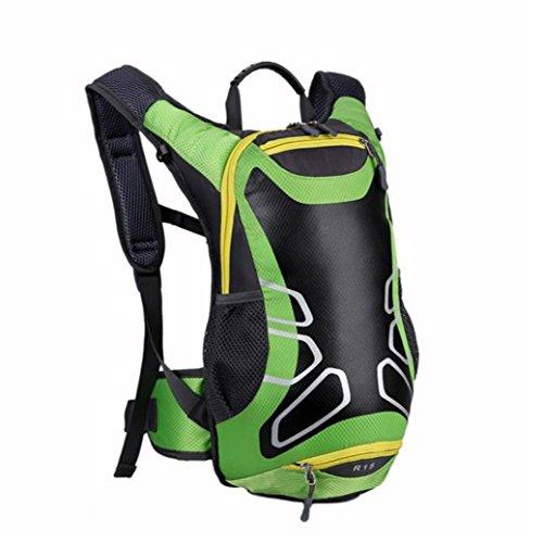 ciclo-al-aire-libre-deportes-mochilalongra-casco-de-equitacion-del-filtro-impermeable-verdo