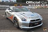 1/24 ザ・ベストカーGT No.201 NISSAN GT-R 仙台ハイランド オフィシャルカー 左ハンドル仕様