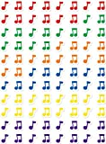 Creative Teaching Press Music Notes Hot Spots Stickers (7162)