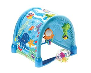 Fisher-Price Ocean Wonders Kick and Crawl Gym (Discontinued by Manufacturer)