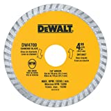 Dewalt Accessories 4in Dry Cut Diamond Blade [DIY & Tools]