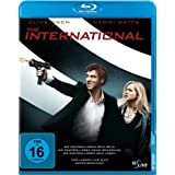 "The International [Blu-ray]von ""Clive Owen"""