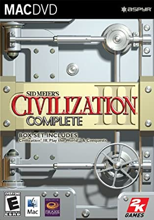Sid Meier&#39;s Civilization III: Complete [Download]