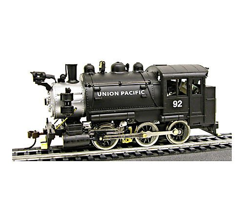 Classic Steam Locomotive