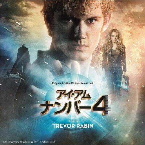Soundtrack - I Am Number Four [Japan CD] GNCE-7093 (I Am Number Four Soundtrack compare prices)