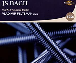 Bach : The well-tempered clavier