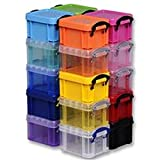 BOXES ASSORTED 55X65X90MM PK20 Storage Boxes