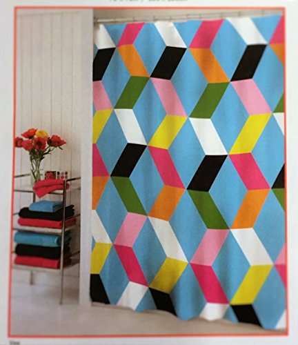 30 Funky Shower Curtains for Your One of A Kind Bathroom | Shopswell