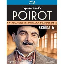 Agatha Christie's Poirot: Series 6 [Blu-ray]