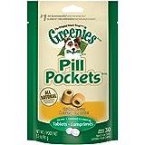 Greenies 10085266 Canine Pill Pockets Tablet 3.2-Ounces Chicken