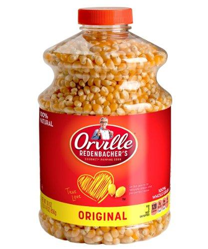 Orville Redenbacher'S Popping Corn, Original Gourmet, 30 Ounce (Pack Of 6)