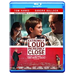 Extremely Loud &amp; Incredibly Close (Movie Only Edition Blu-ray + Ultraviolet Digital Copy)
