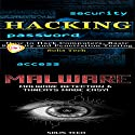 Hacking & Malware Audiobook by  Solis Tech Narrated by Millian Quinteros