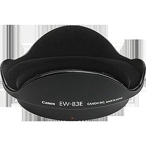 Canon EW83E Lens Hood for EF 16-35mm f/2.8L or other UWA Canon SLR Lenses