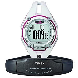 Buy Timex Ironman 50 Lap Midsize Road Trainer Heart Rate Monitor Watch by Timex