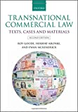 img - for Transnational Commercial Law: Text, Cases, and Materials book / textbook / text book