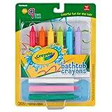 Crayola 9 Count Bathtub Crayons