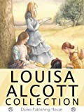 Louisa May Alcott Collection 39 Works: Little Women Series (Little Women, Good Wives, Little Men, Jos Boys), An Old Fasioned Girl, Eight Cousins, Rose in Bloom, Mysterious Key, Under the Lilacs, MORE