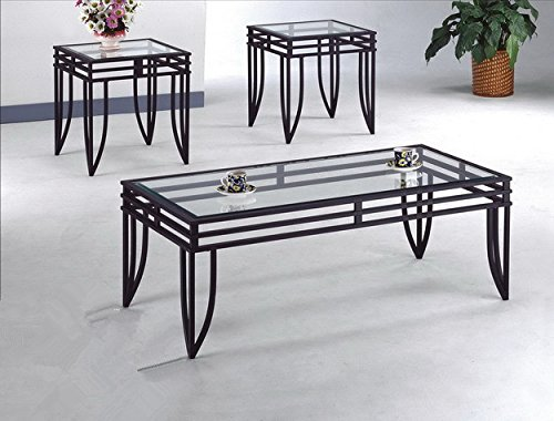 Excellent Where To Buy Brand New 3 Pk Matrix Coffee Table 1 And End Ocoug Best Dining Table And Chair Ideas Images Ocougorg