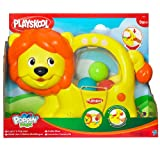 Playskool - 98694E130 - B�b� Lion � Balles Multilingue