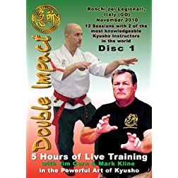 Mark Kline / Jim Corn -Double Impact 2010 Disc 1