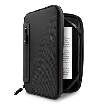 Marware jurni - Funda para el Kindle, color negro con negro (sirve para Kindle Paperwhite, Kindle y Kindle Touch)