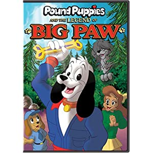 Pound Puppies on Pound Puppies And The Legend Of Big Paw