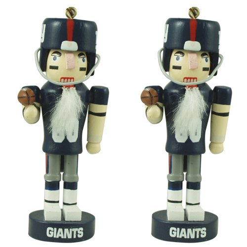 NFL Licensed Philadelphia Eagles Mini Nutcracker Christmas Ornament Set at Amazon.com