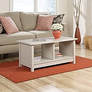 Sauder Original Cottage Coffee Table, Cobblestone Finish