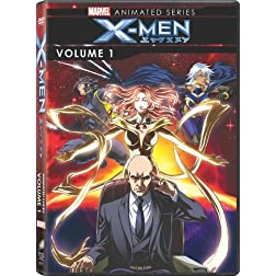 Marvel Anime: X-Men - Season 01 - Vol. 1