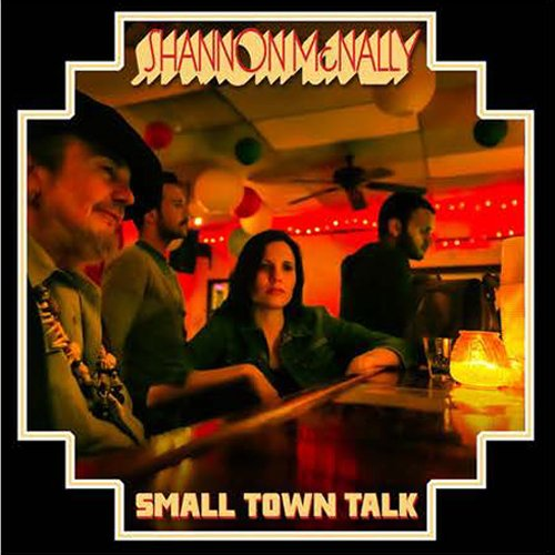 Small-Town-Talk-Analog-Shannon-Mcnally-LP-Record