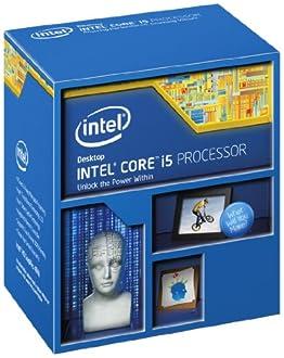 Intel CPU Core-I5 3.40GHz 6Mキャッシュ LGA1150 UnLocked BX80646I54670K 【BOX】